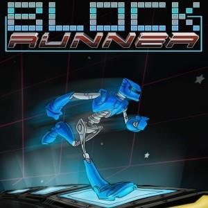 java игра Бегущий по блокам 2D