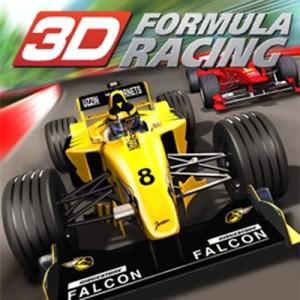java игра 3D Formula Racing