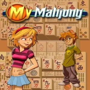 игра Мой Маджонг