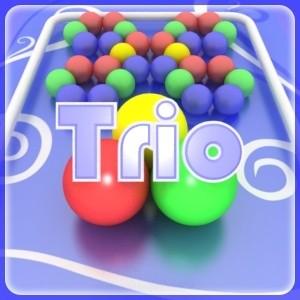java игра Трио Волшебный шар