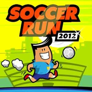 java игра Футбольная пробежка 2012 (Android)