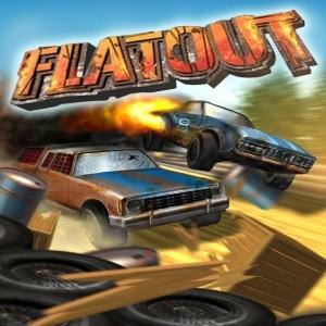 мобильная java игра Flatout