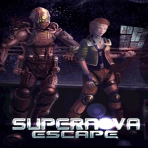 java игра Super Nova Escape