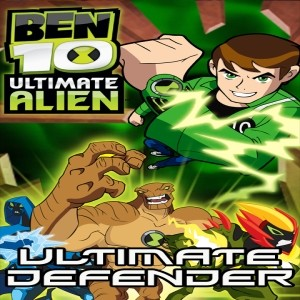 java игра Ben 10 Ultimate Alien: Ultimate Defender (Android)