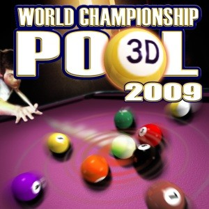 мобильная java игра 3D Чемпионат мира по бильярду 2009