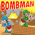 java игра Bombman