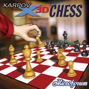 java игра Karpov X 3D chess