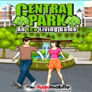 мобильная java игра Центральный парк