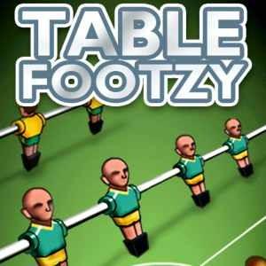 игра Настольный футбол (Android)