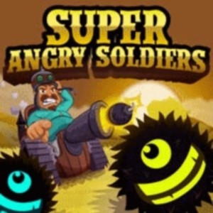 игра Super Angry Soldiers (Android)