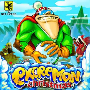 игра Excre MAN Новогодний!