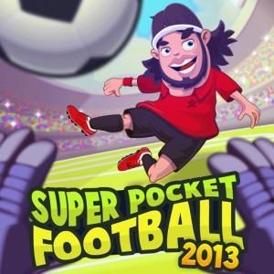 Superpocket football 2013 java-игра