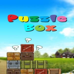 java игра Puzzle Box