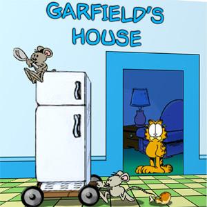 игра Дом Гарфилда