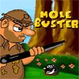 java игра Mole Buster
