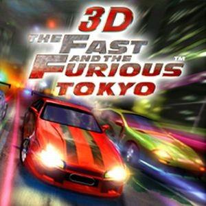 игра Тройной Форсаж 3D - Токийский