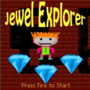java игра Jewel Explorer