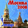 Карта Москвы + Метро 2008 java-игра