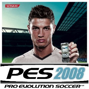 игра Pro Evolution Soccer 2008