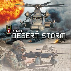 игра Конфликт: Буря в пустыне