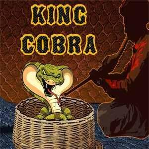 мобильная java игра Королевская кобра