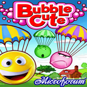 игра Bubble Cute