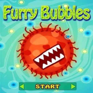 Furry Bubbles java-игра