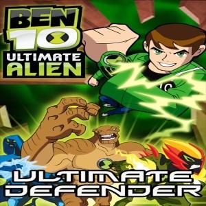 игра Ben10 Ultimate Alien: Ultimate Defender