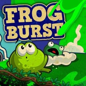 java игра Frog burst