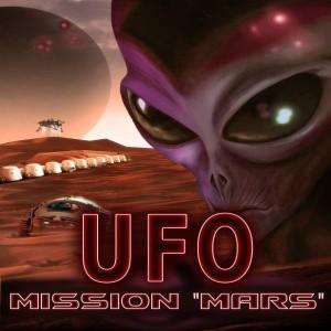 игра НЛО - Миссия МАРС