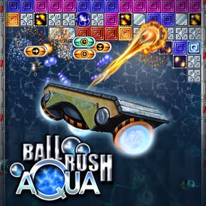 java игра Ball Rush Aqua