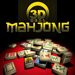 java игра 3D Real Mahjong