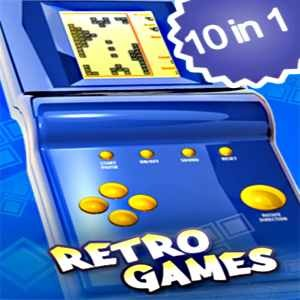 Ретро Игры - 10 в 1 (Android) java-игра