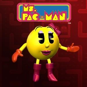 игра Ms. PacMan