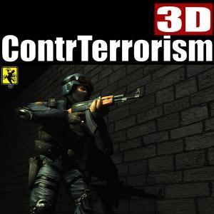 java игра 3D Contr Terrorism