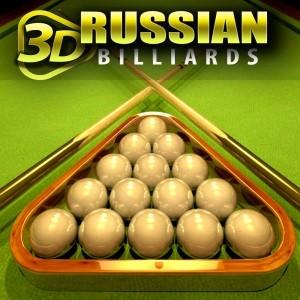 игра Русский Бильярд 3D