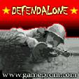 java игра Defend Alone