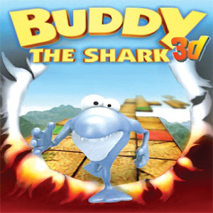 java игра Buddy The Shark 3D