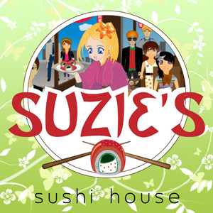 java игра Суши-бар Сьюзи