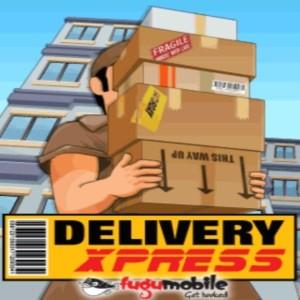 Служба доставки java-игра
