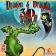 java игра Дракон и Дракула 3D