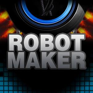 java игра Конструктор роботов