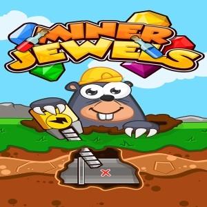 java игра Miner Jewels