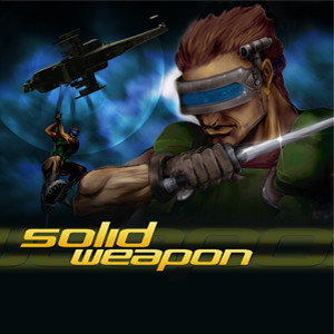 java игра Solid Weapon