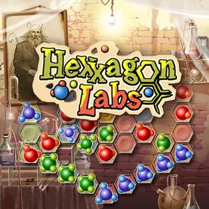 игра Hexxagon Labs
