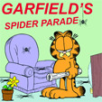 игра Garfield's spider parade