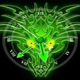 Мерцающий дракон java-игра