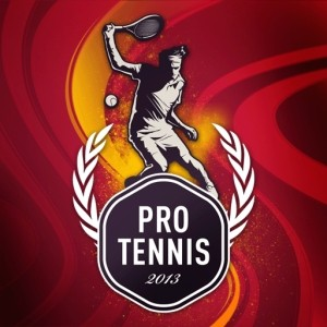 java игра Pro Tennis 2013