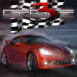 java игра Car Racer 3