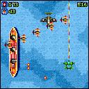 java игра 1943 Skywar